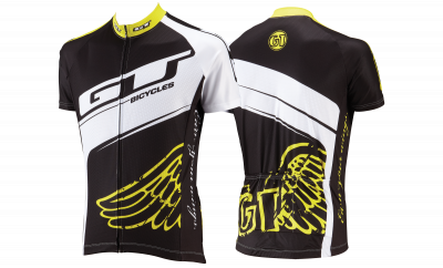 GT SHORT SLEEVE CYCLING JERSEY RACE KIT  -