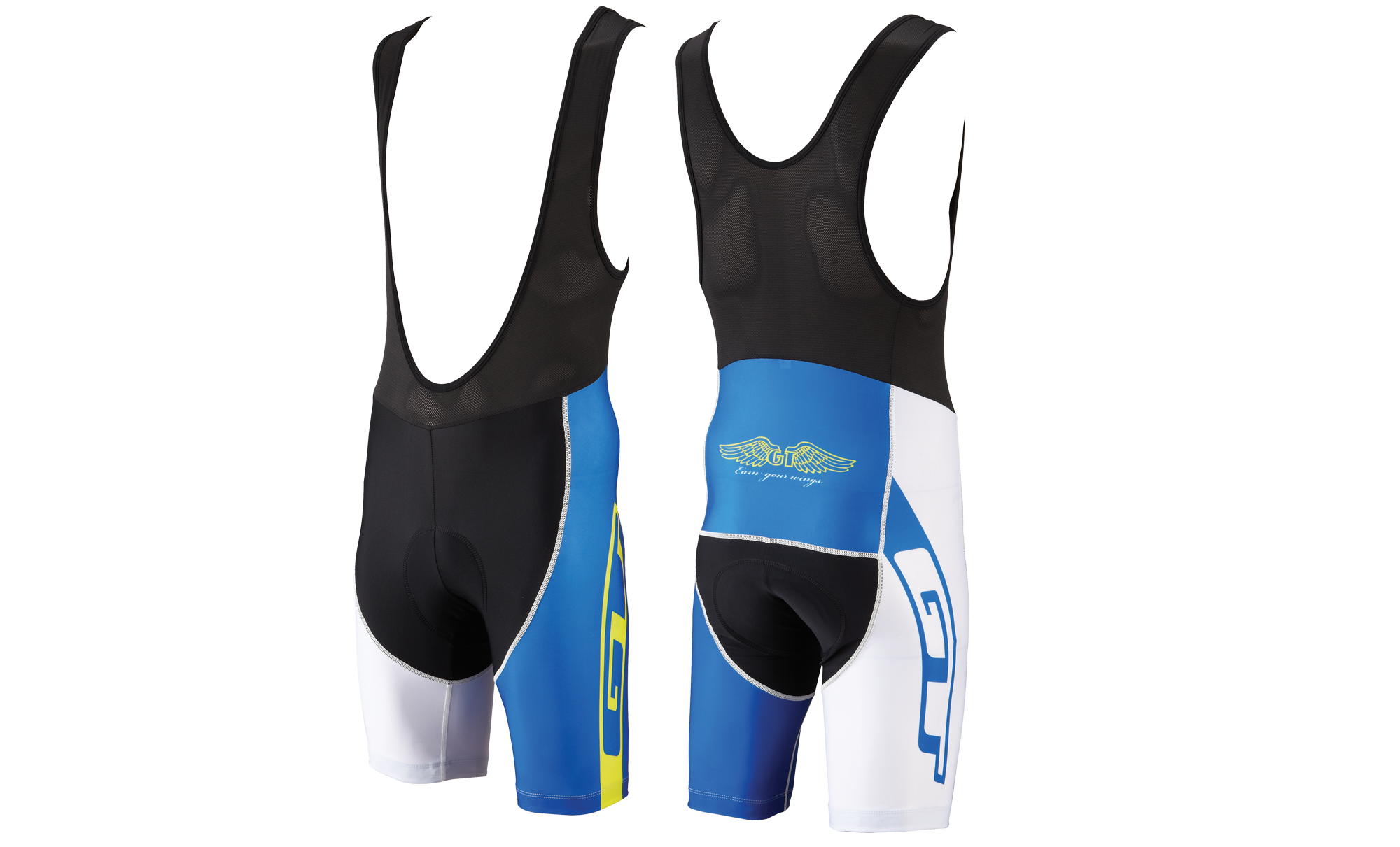 GT CYCLING BIB SHORT RACE KIT -