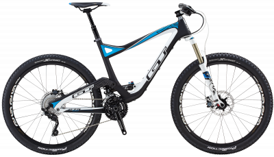 Sensor Carbon Pro - TRAIL BIKE -